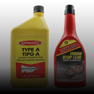 Brakes and Transmission Oil